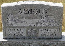 Etta Mae <i>Castle</i> Arnold