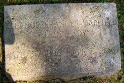Eleanor Frances Warfield