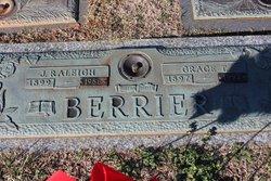 Grace Etta <i>Tolbert</i> Berrier