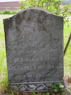 Joseph W P Coplen