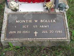 Montie W Boller