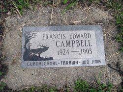 Francis E Campbell