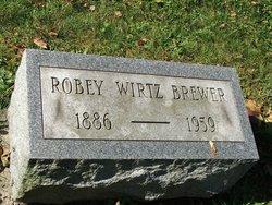 Robey <i>Wirtz</i> Brewer