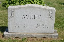 Nellie V Nell <i>Wilson</i> Avery