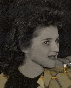 Barbara Florence Bobbie <i>Richardson</i> Cyree