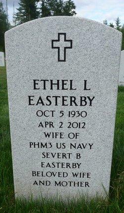 Ethel Lucille <i>Ham</i> Easterby
