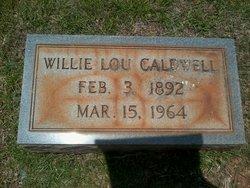 Willie Lou <i>Muse</i> Caldwell
