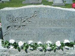 Richard Lee Dick Groskopf