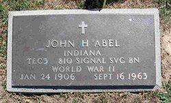 John H. Abel