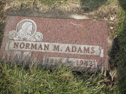 Norman Maynard Adams