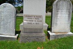Lieut Albert E. Hand