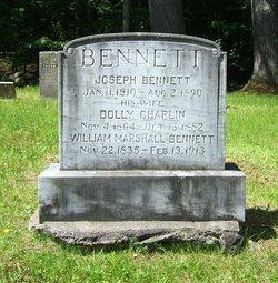 William Marshall Bennett