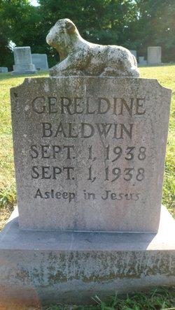 Gereldine Baldwin