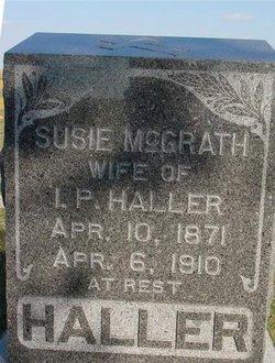 Susie <i>McGrath</i> Haller
