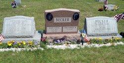 Dorlene June <i>Grover</i> Becker