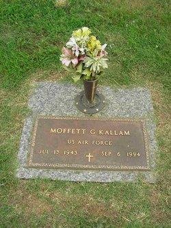 Moffett G Kallam