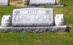 Elizabeth <i>Isaac</i> Aust
