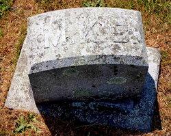 Mary K <i>Kent</i> Borden