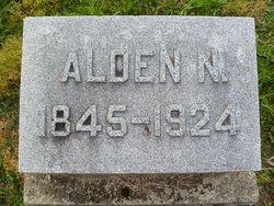 Alden N Stevens
