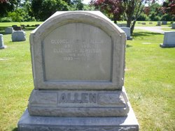 Elizabeth A. <i>Wilson</i> Allen