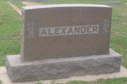 Joe Roy Alexander