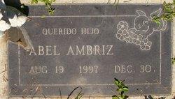 Abel Ambriz