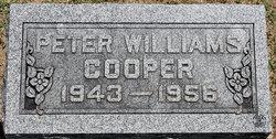 Peter Williams Cooper