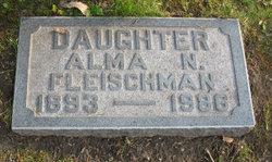 Alma N. <i>Nast</i> Fleischman