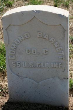 Edmond Barnett
