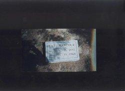 Earl Rancour