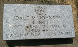Dale M Johnson
