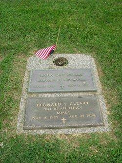 Bernard F Mike Cleary