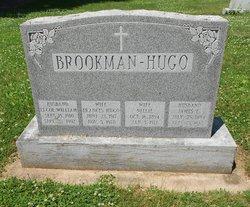 Frances <i>Hugo</i> Brookman