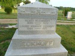Louisa <i>Wunder</i> Eckhoff