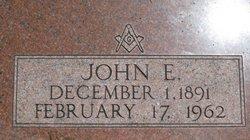 John E. Beegle