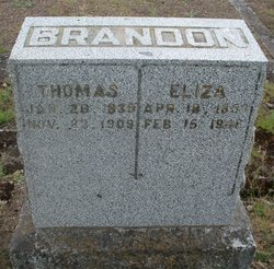 Eliza <i>Finley</i> Brandon