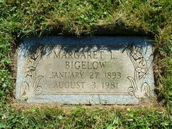 Margaret L. Bigelow