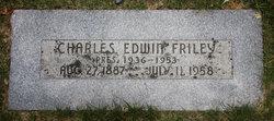 Charles Edwin Friley
