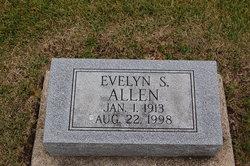 Evelyn S Allen