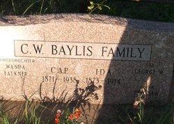Cap W Baylis