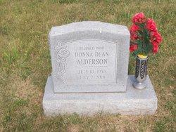 Donna Dean <i>Sevits</i> Alderson
