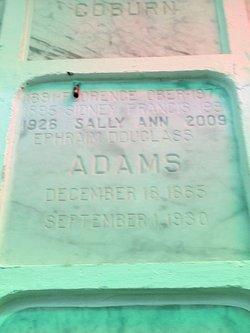 Ephraim Douglass Adams