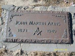 John Martin Akins