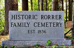 Rorrer Family Cemetery