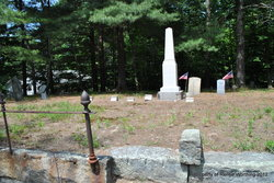 Libby-Butler Family Burial Ground #1