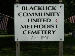 Black Lick Cemetery