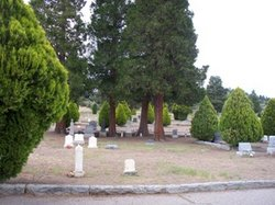 Fort Bidwell Cemetery