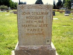 John Stillman Woodbury
