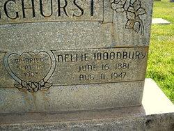 Nellie <i>Woodbury</i> Bringhurst