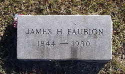 James Henry Faubion